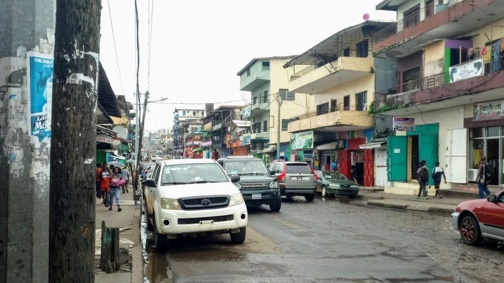 Travel safety in Monrovia, Liberia