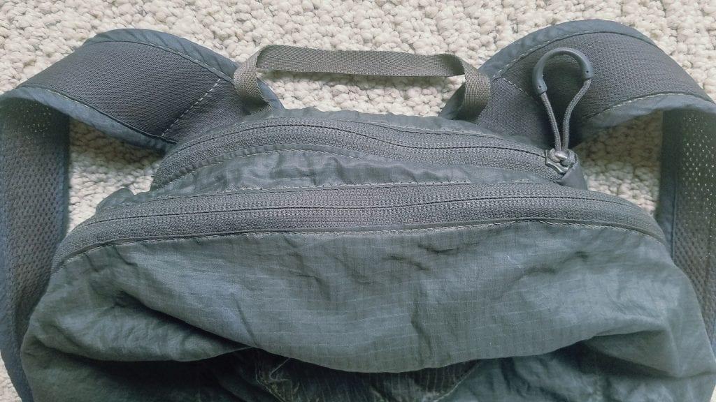 Osprey Ultralight Stuff Pack Pockets