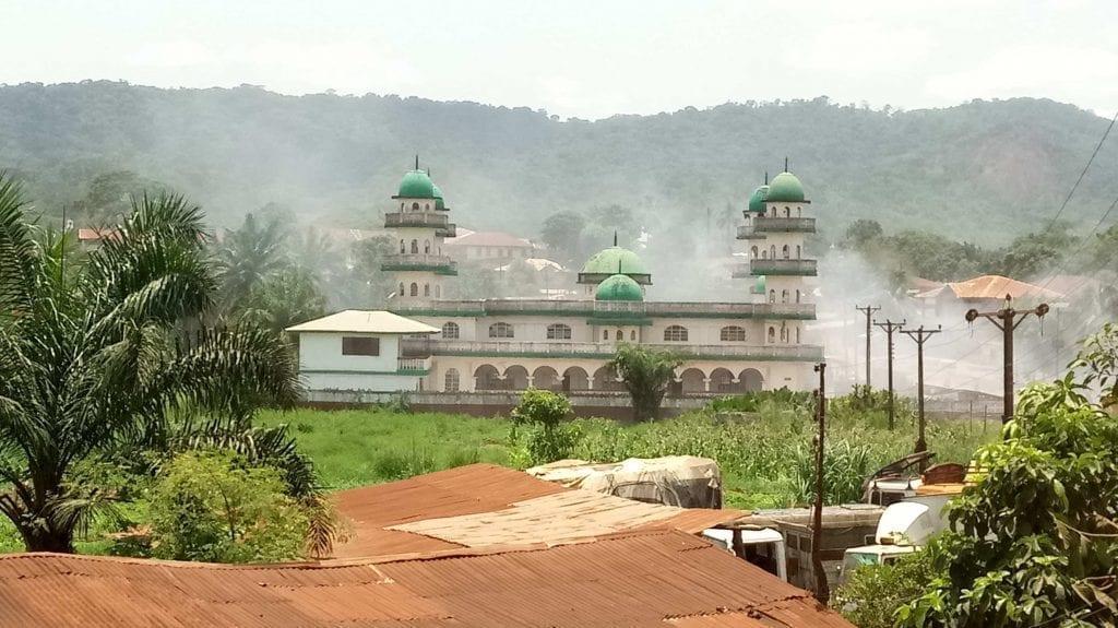 Kabala Sierra Leone