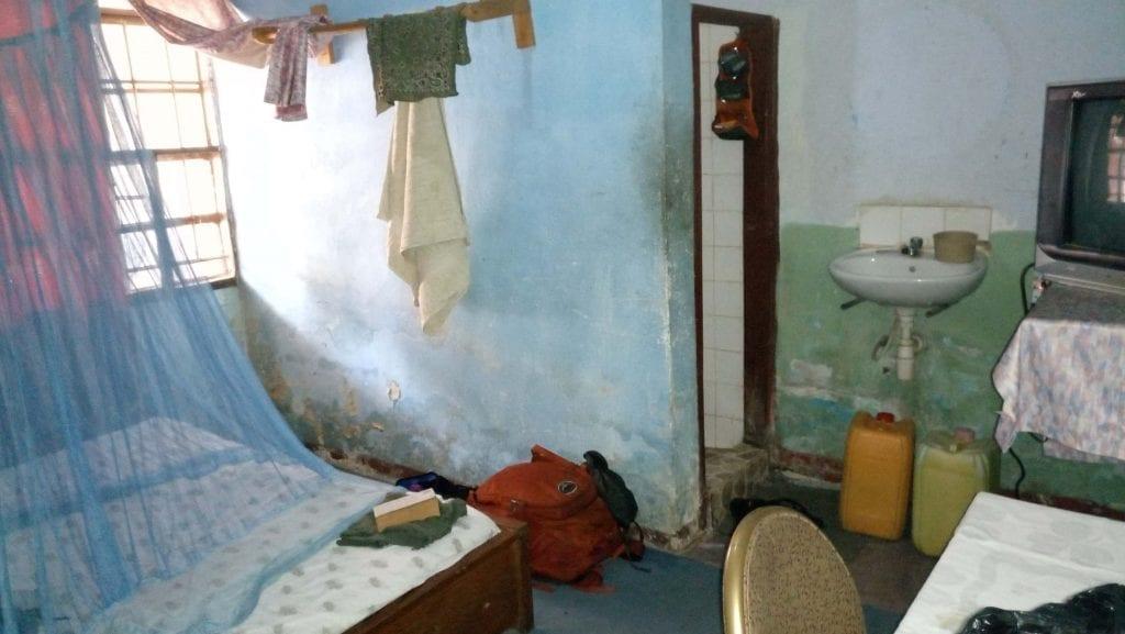 Polaris Guesthouse in Makeni, Sierra Leone.