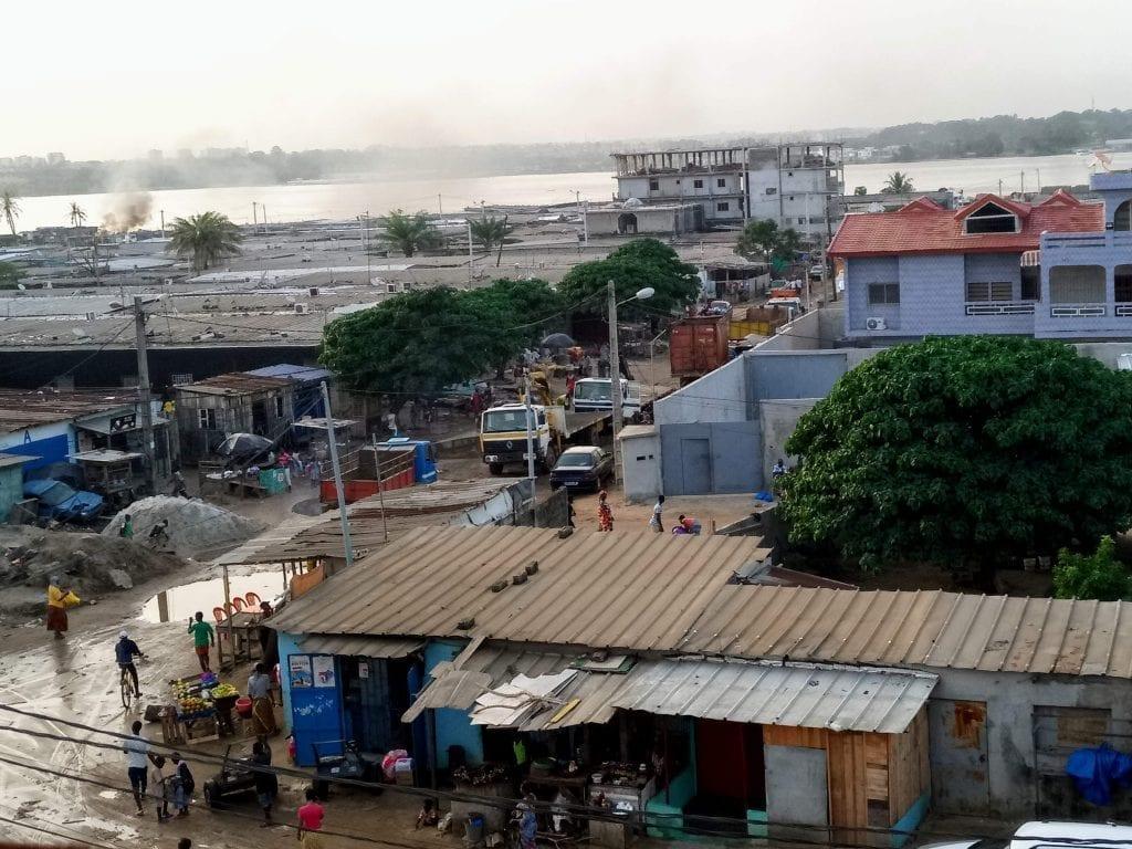 Travel safety Abidjan Ivory Coast rough neighborhood