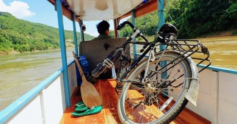 Laos Bicycle Touring: Route Notes and Travel Tips