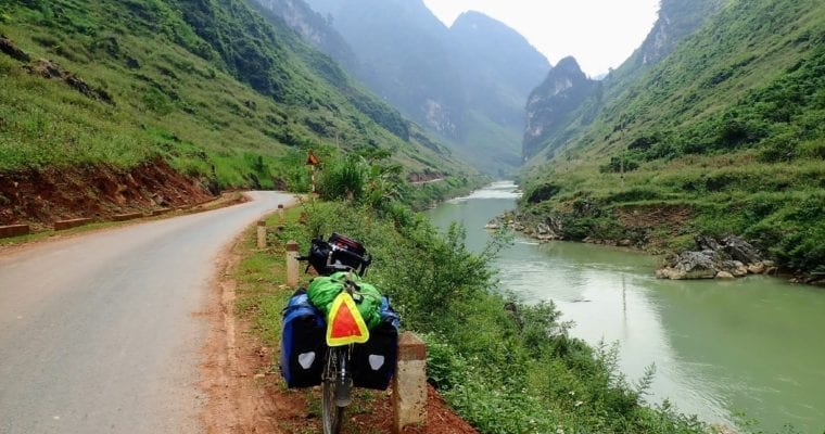 Northern Vietnam Bicycle Touring: Route Notes and Travel Tips