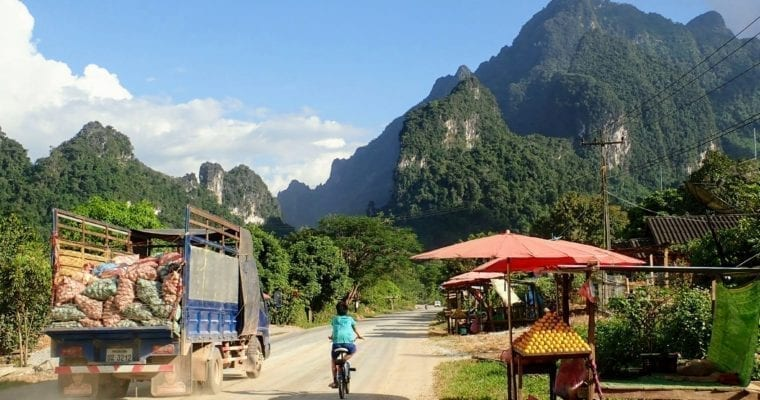 How To Bicycle Safely on Southeast Asia's Roads