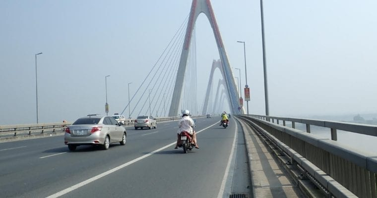 Quick Guide to Cycling from Hanoi Airport to Hanoi City