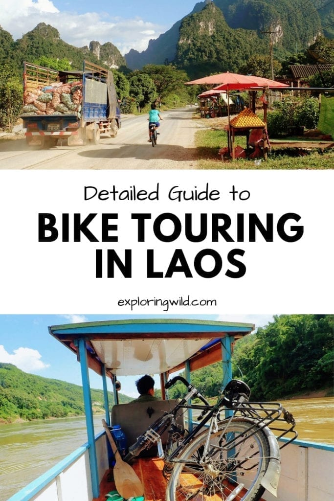 Detailed Guide to Bicycle Touring in Laos