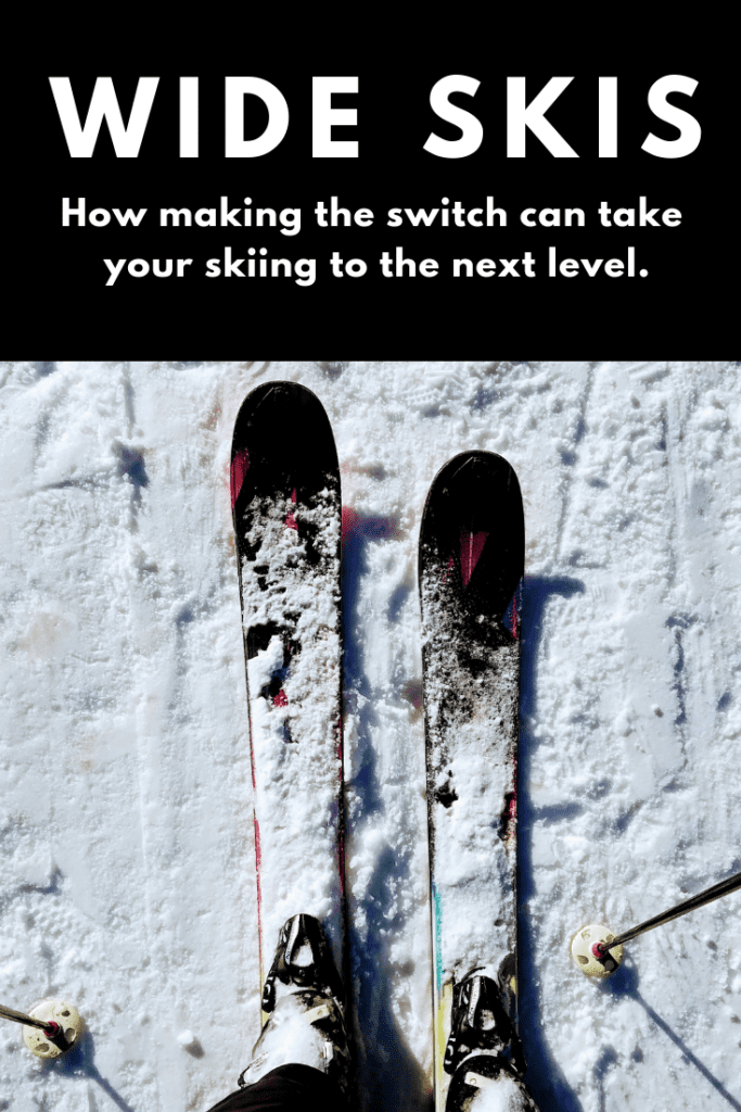 Wide skis aren't just for experts and powder days anymore. Learn how to choose the right pair of all-mountain skis for your level and rock them on any terrain.