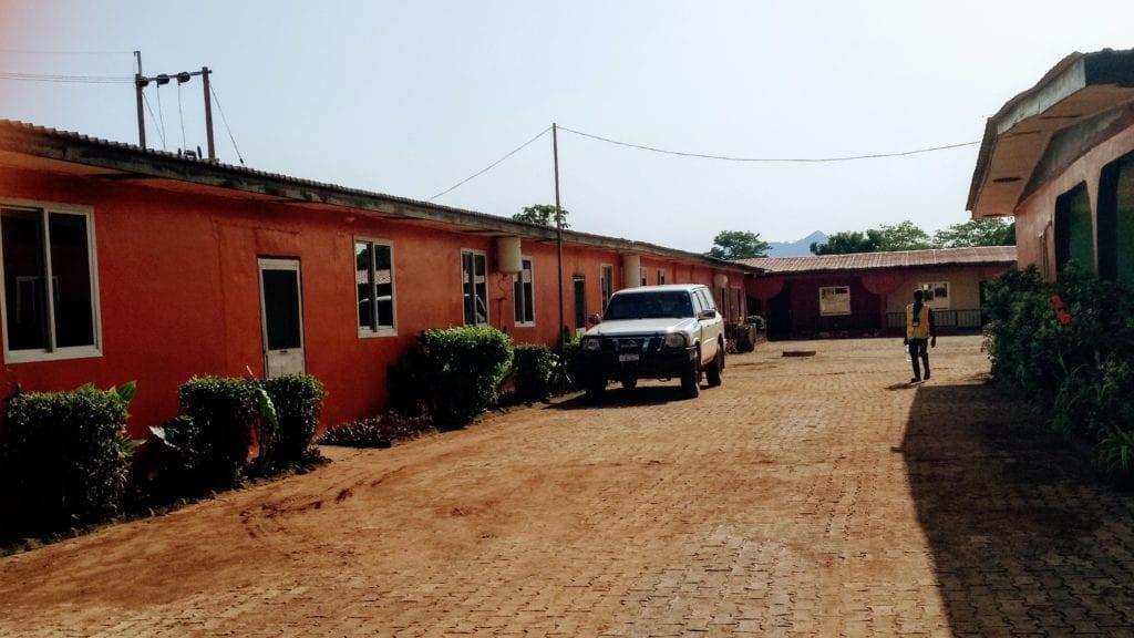 Alvino Hotel, Yekepa Liberia