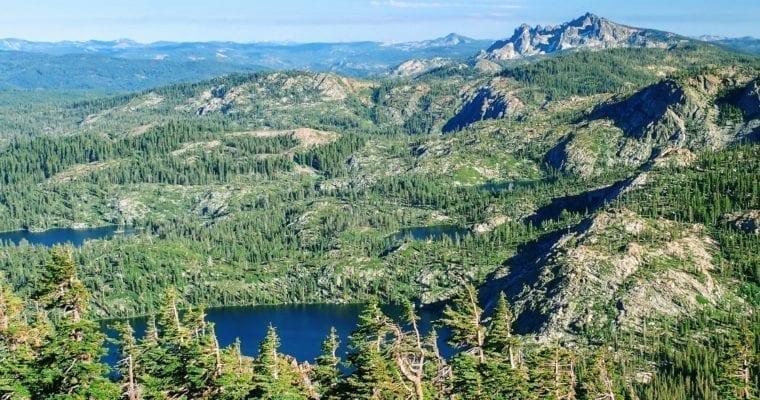 Lost Sierra Adventure Guide: Outdoorsy Fun in California's Secret Mountains