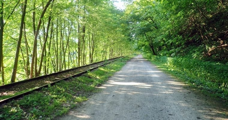 6 Long Rail Trails Perfect For Bicycle Touring in the US
