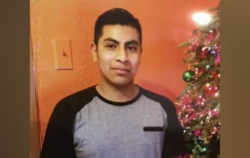 Hugo Alexander Sinto Garcia, bicyclist killed by car that suddenly opened its door