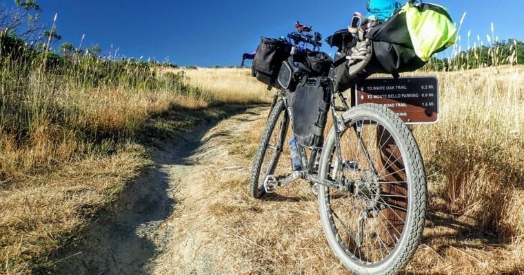 Black Mountain Overnight: Mini Bikepacking Adventure in the SF Bay Area