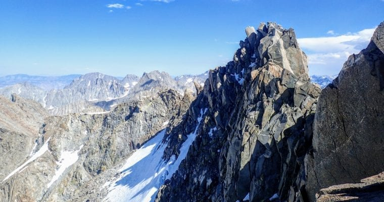 The Peakbagger's Guide to California's 14ers
