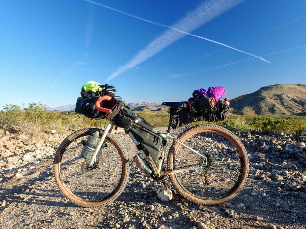 Salsa Fargo for bikepacking