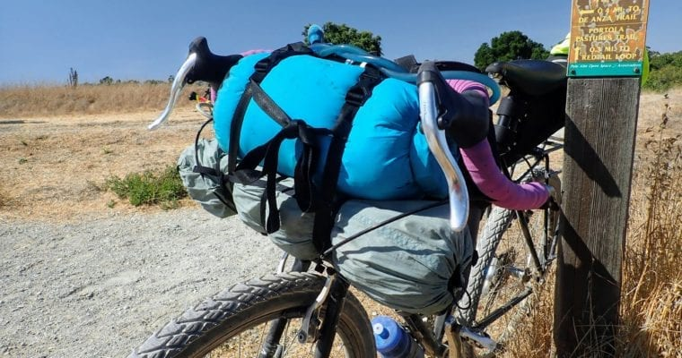 5 Ways to Carry A Tent While Bikepacking