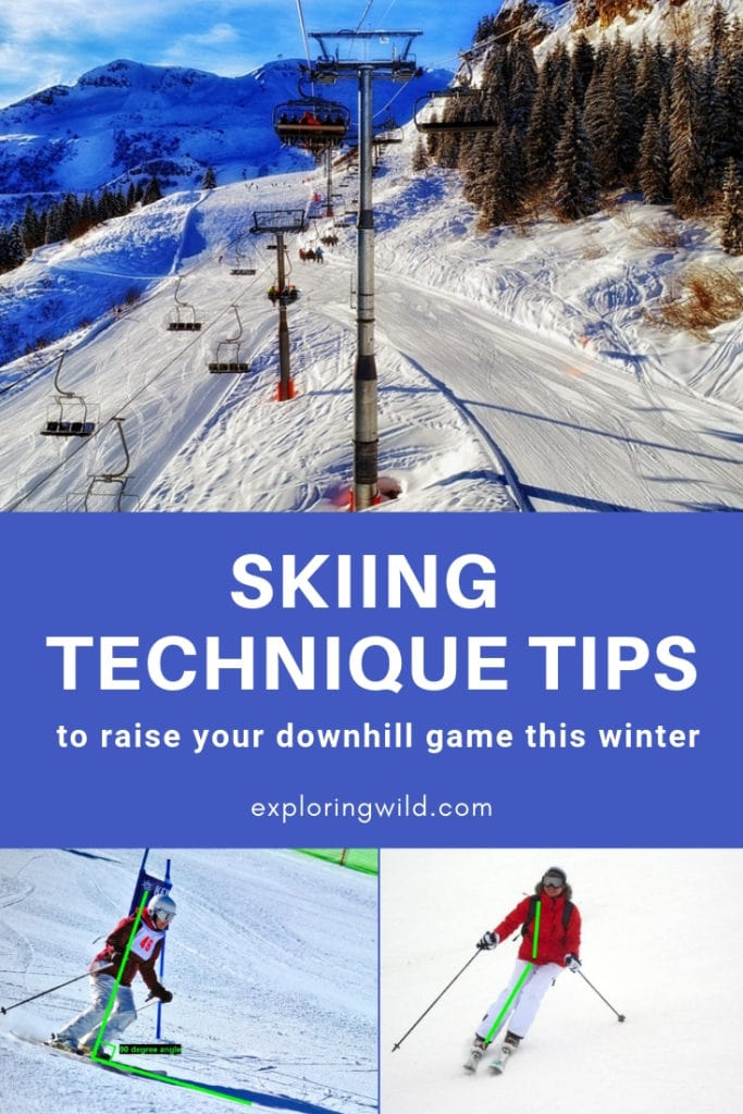 Skiing technique tips to raise your downhill game this winter