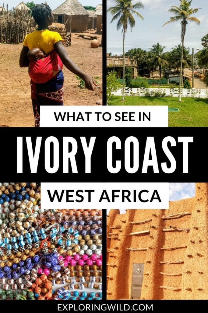 What to see in Ivory Coast West Africa