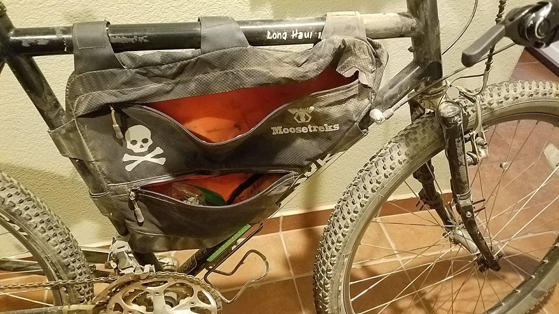 Moosetreks frame bag
