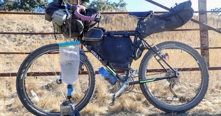 Choosing the Right Water Purifier for Bikepacking and Touring