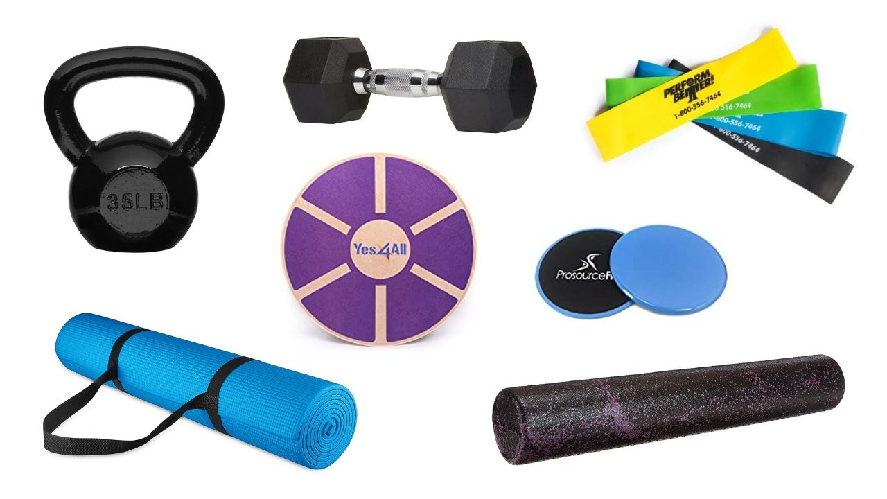 home workout gear for hikers