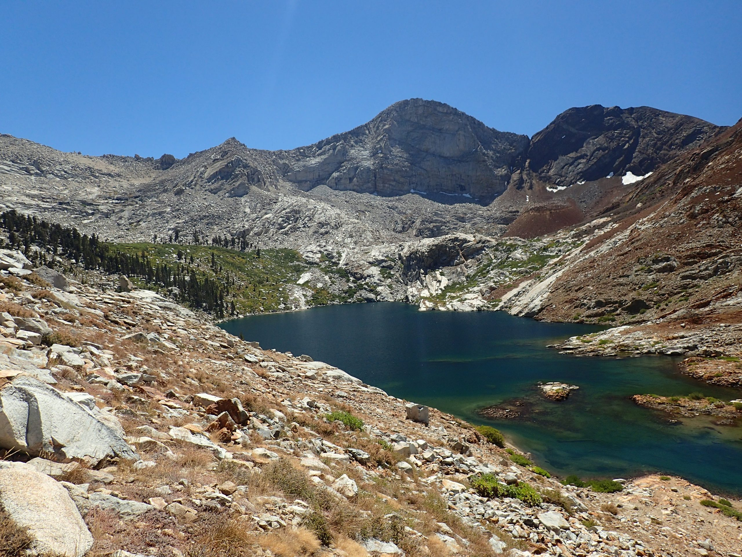 Franklin Lakes at Mineral King
