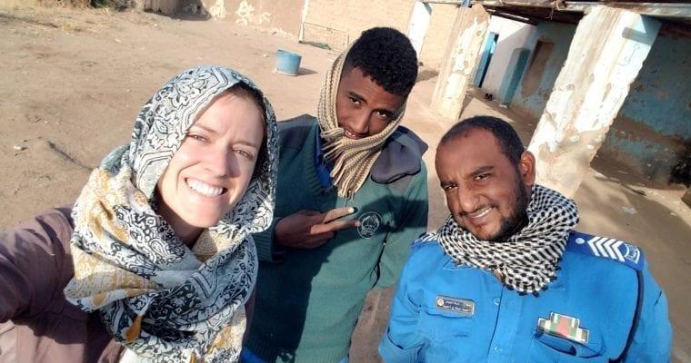 Sudan, in the Company of Men