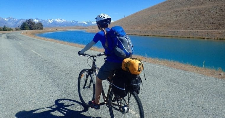 Alps 2 Ocean Cycle Trail in  New Zealand | Guide + 4 Day Itinerary
