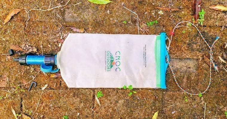 CNOC Vecto as Alternative to Sawyer Squeeze Bags – Gear Review