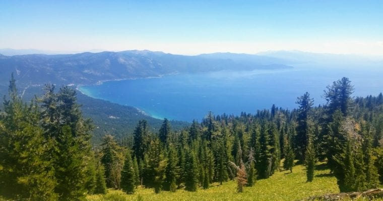 Tahoe Rim Trail: 7 Day Lightweight Backpacking Itinerary and Tips