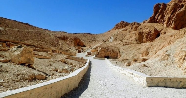 How to Explore Luxor's West Bank by Bicycle