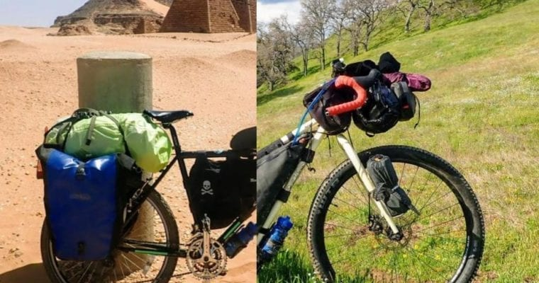 Panniers vs. Bikepacking Bags: How to Choose?