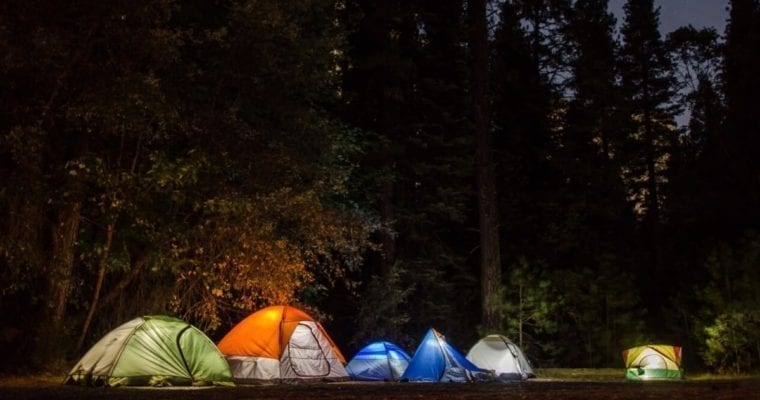 12 Tips for Better Sleep While Backpacking or Camping