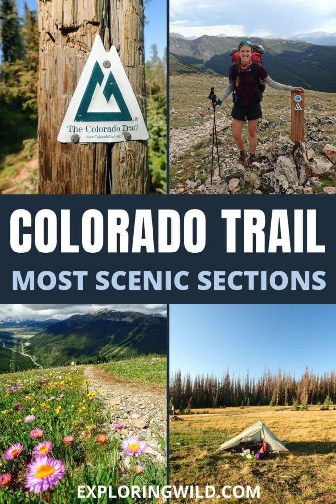 Best Segments of the Colorado Trail | Exploring Wild