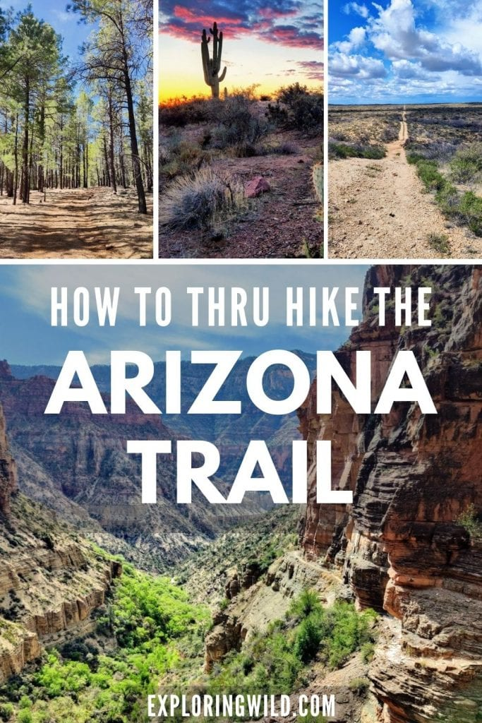 Pictures of the Arizona Trail