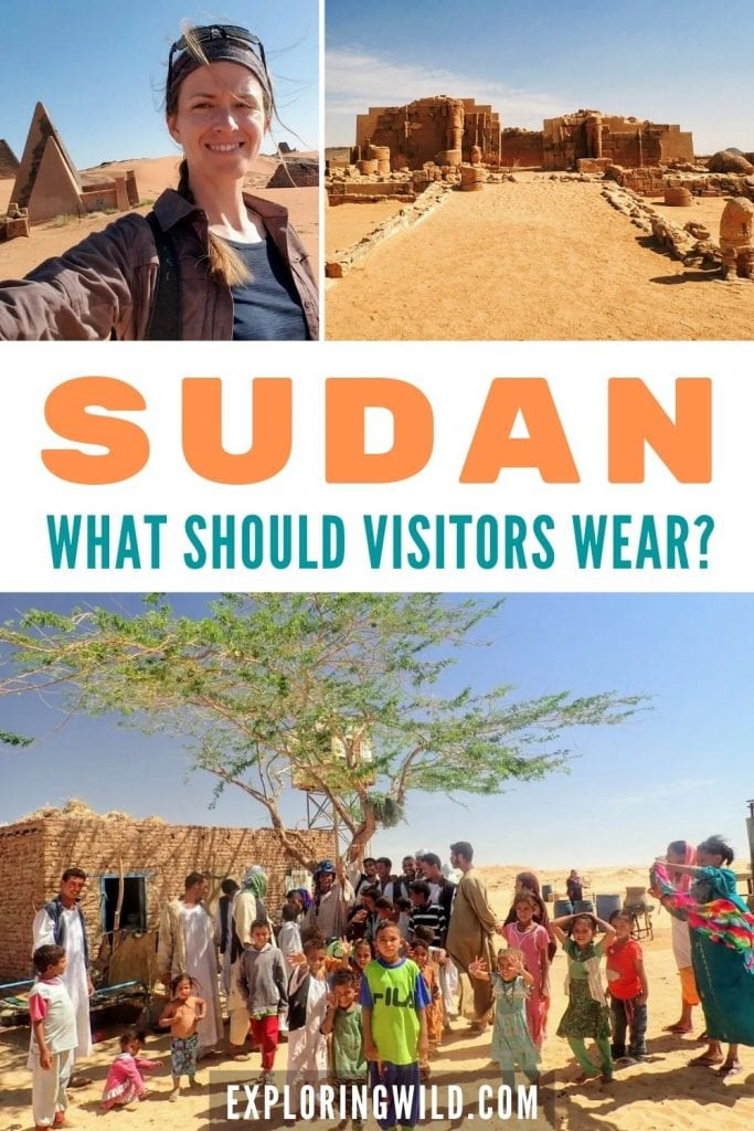 Pictures of Sudan Travel