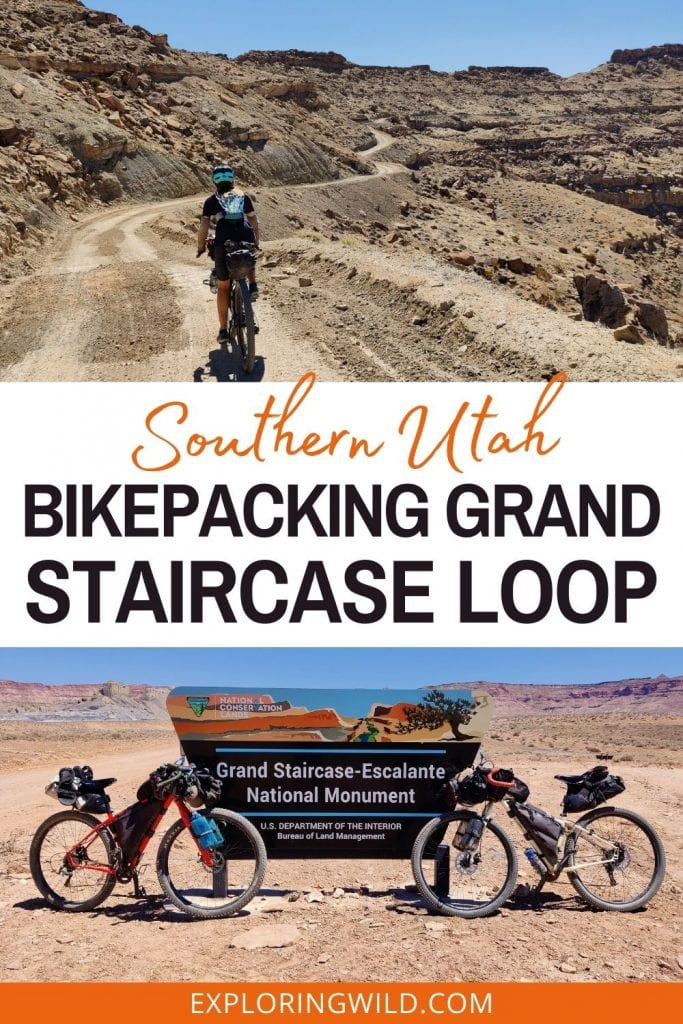 Pictures of Grand Staircase Loop